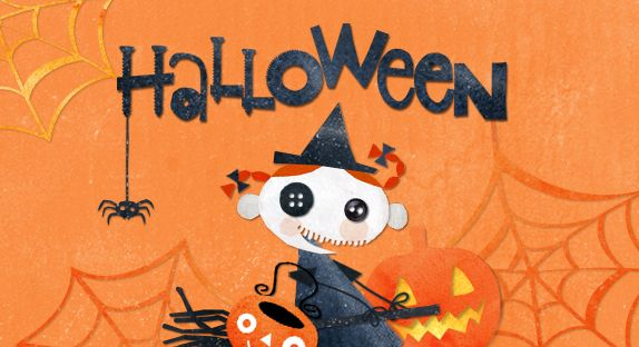 its october which means halloween is around the corner and were howling with excitement - Oobi Halloween