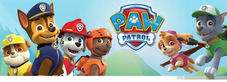 PAW Patrol Kids Games Amp Activities