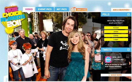 kca 2011 sneak peek