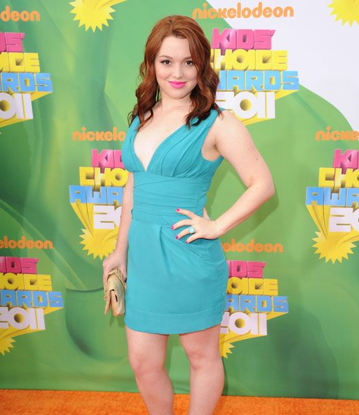 jennifer stone orange carpet