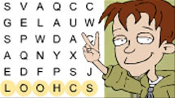 Word Search Screenshot Picture