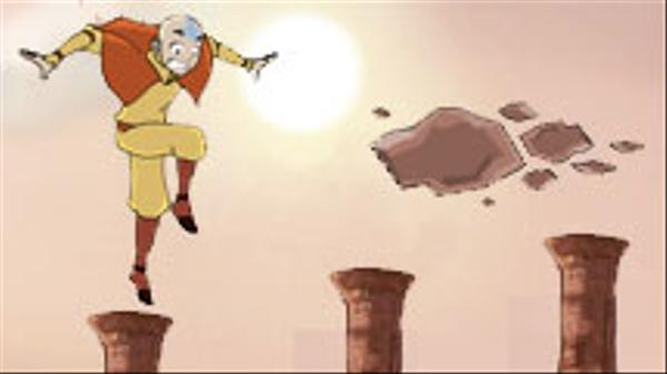 Aang On! Screenshot Picture