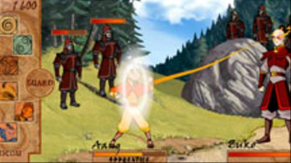 Bending Battle Screenshot Picture