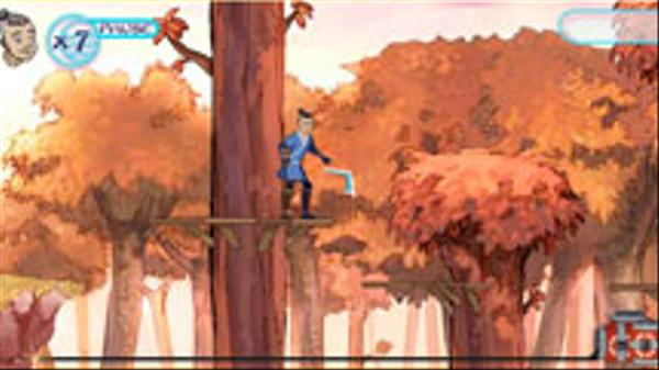 Treetop Trouble Screenshot Picture