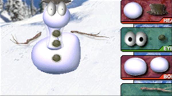 Dancing Snowman Screenshot Picture