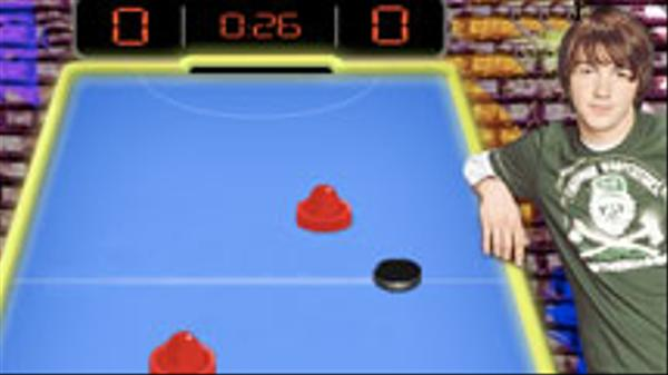 Air Hockey Face Off Screenshot Picture