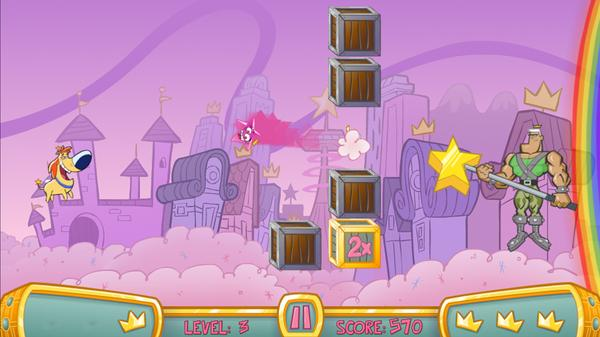 Sparky's Ball Bounce Screenshot Picture