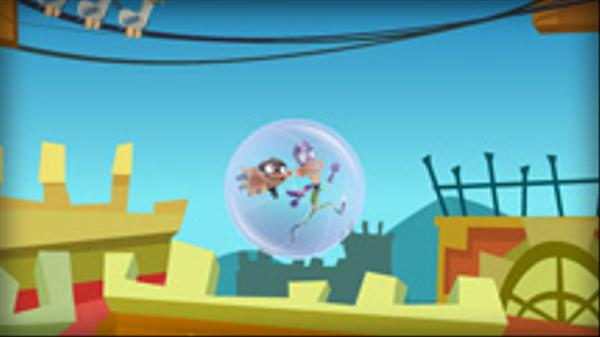 Bubble Trouble Screenshot Picture