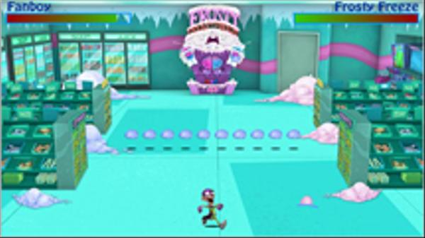 Frosty Freeze Ball Fight Screenshot Picture