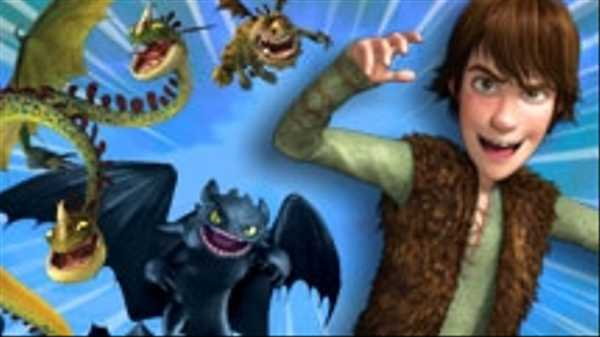 How To Train Your Dragon Dragon Training AD
