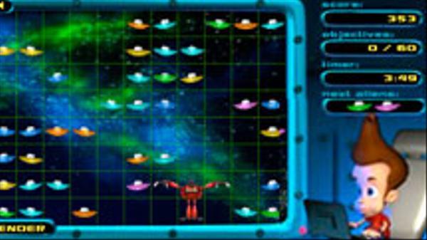 Alien Invasion! Screenshot Picture