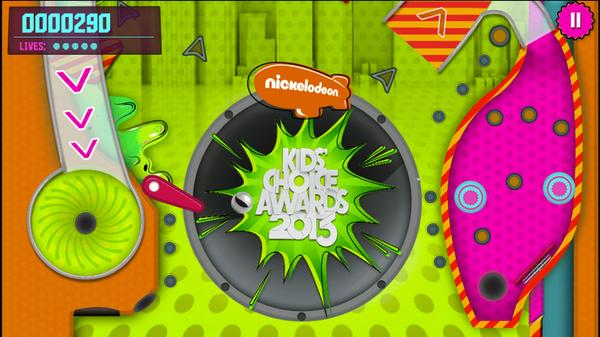 KCA 2013: Pinball Slimecade Screenshot Picture