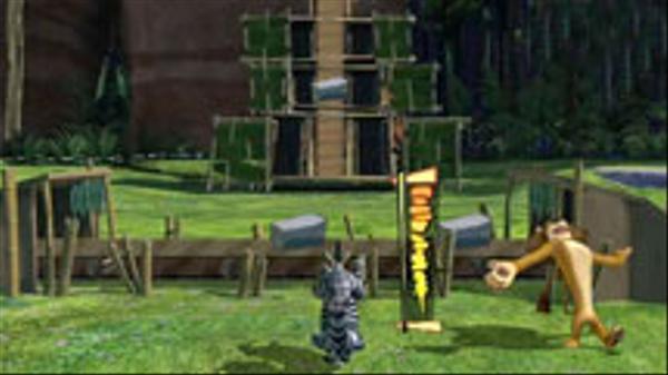 Escape Africa Screenshot Picture