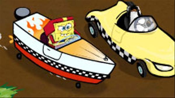 Tori's Raceway Screenshot Picture