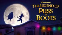 The Legend of Puss in Boots (AD)