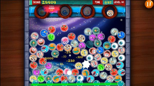Marble Bash Screenshot Picture