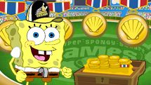 The Super Spongy Square Games game