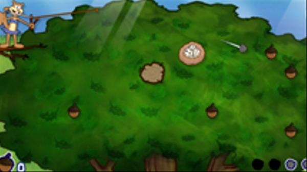 Sandy's Shrubbery Shakedown 2 Screenshot Picture