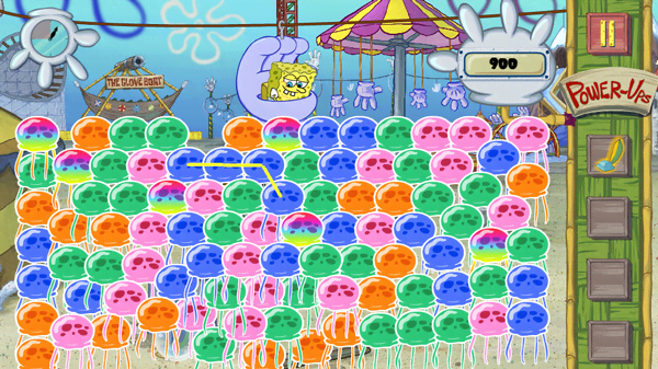 Jellyfish Jumble Screenshot Picture