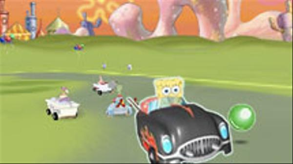 3D Powerkart Grand Prix Screenshot Picture