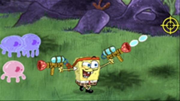 Demolition Sponge Screenshot Picture