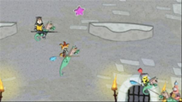 Dunces and Dragons Screenshot Picture
