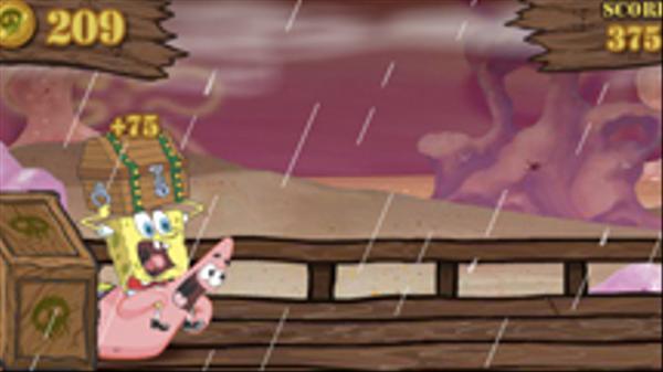 Dutchman's Deck Dash of Doom! Screenshot Picture