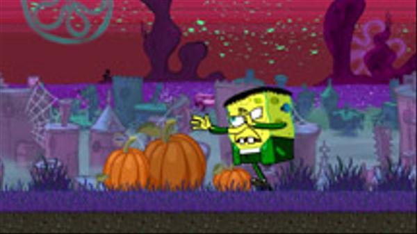 Halloween Horror, FrankenBob's Quest Screenshot Picture