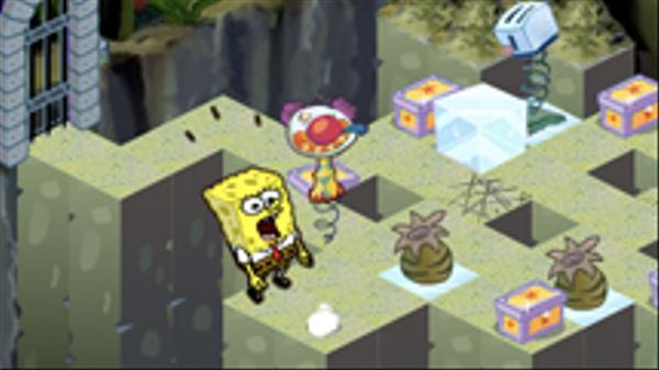 Plankton's Fun House Screenshot Picture
