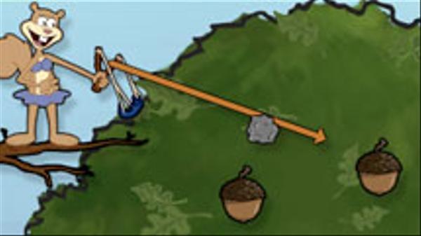 Sandy's Shrubbery Shakedown Screenshot Picture