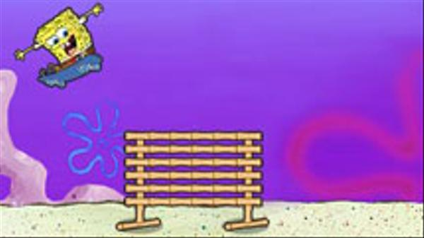 Skater Sponge Screenshot Picture
