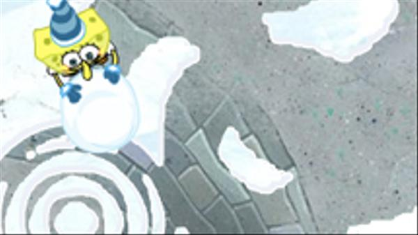 SpongeBob SnowPants! Screenshot Picture