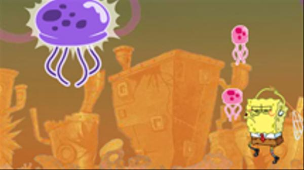 SpongeBob's Jellyfishin' Mission Screenshot Picture