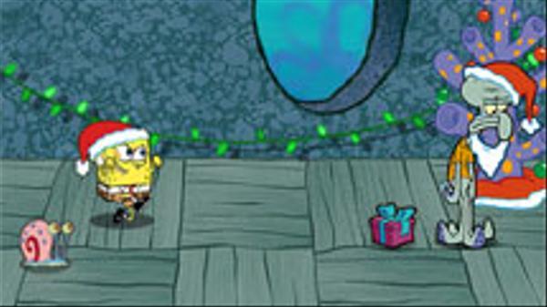 Squidward's Sneak Peek Screenshot Picture