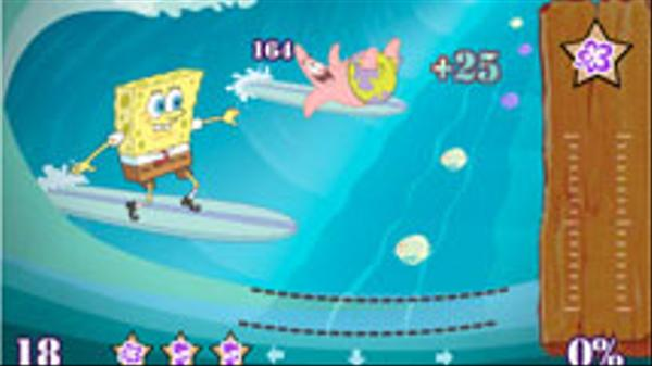 Surfing Showdown Screenshot Picture