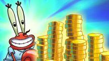 Mr. Krabs Makes Cents