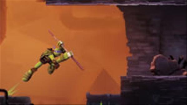 TMNT: Sewer Run Screenshot Picture