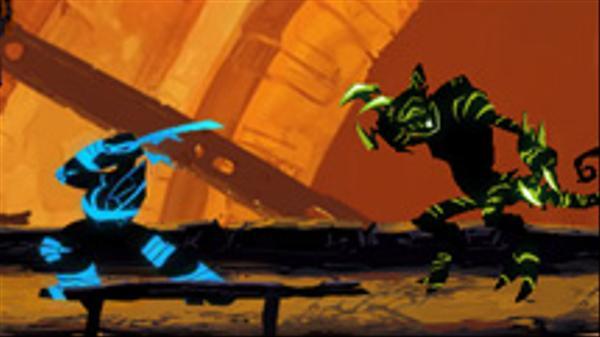 TMNT: Dark Horizons Screenshot Picture