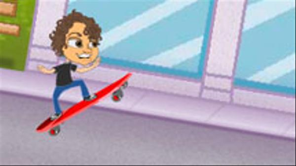 Skate Escape Screenshot Picture