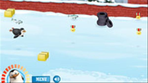 Arctic Boot Camp Blitz Screenshot Picture