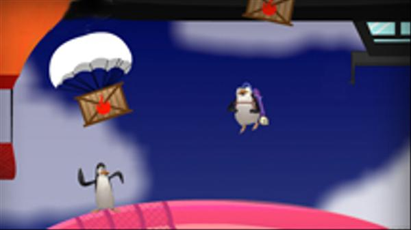 Parachute Pummel Screenshot Picture