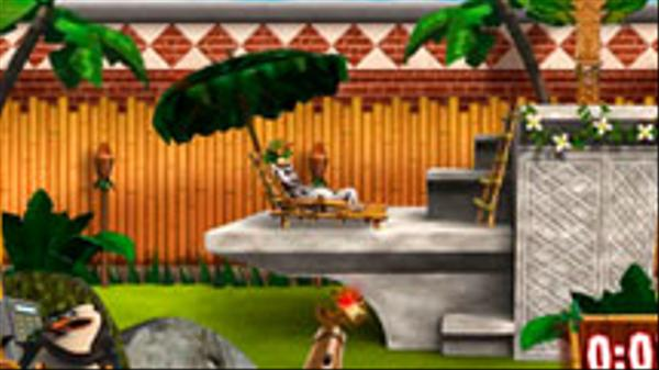 Whack-a-Mort Game Screenshot Picture