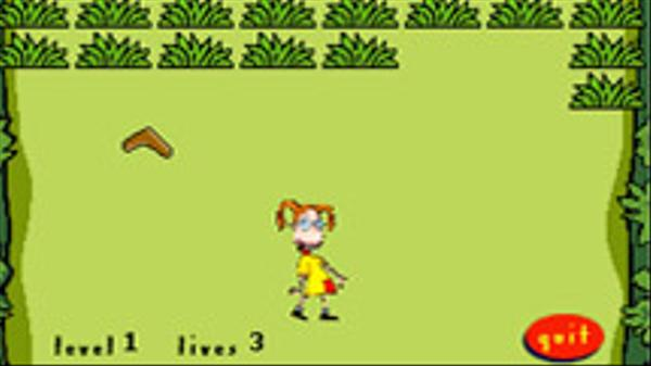 Jungle Breakout Screenshot Picture