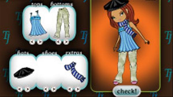 Fashion Memory Screenshot Picture