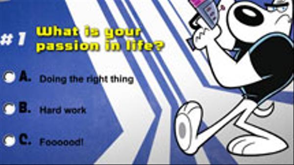 T.U.F.F Quiz Screenshot Picture