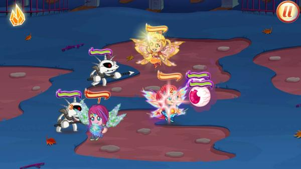 Bloomix Battle Screenshot Picture
