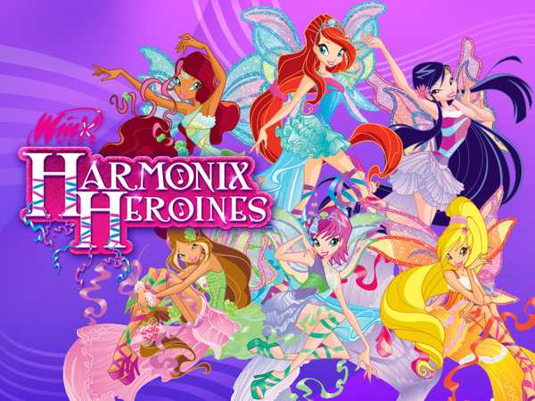 Winx: Harmonix Heroines