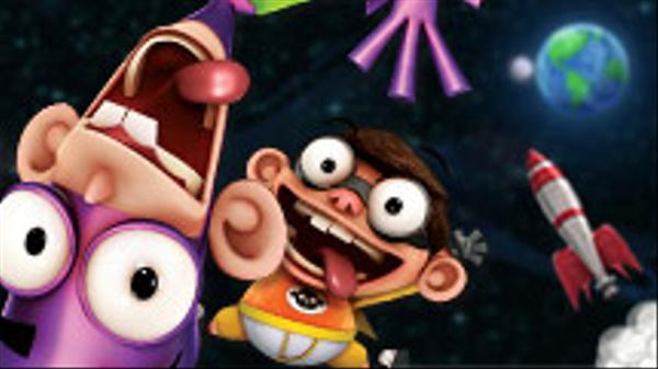 Fanboy & Chum Chum: The Fanlair Screenshot Picture