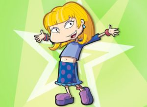 Angelica Pickles Funny Cartoon
