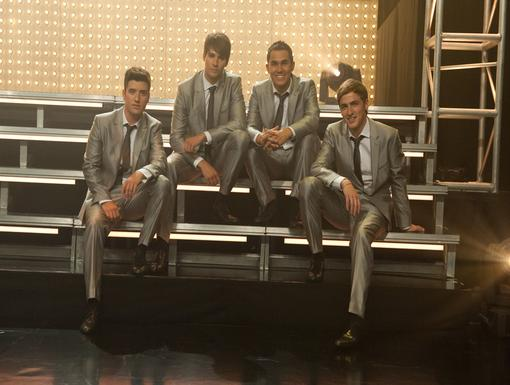 Check it Out If you want to see Big Time Rush's new performance and find out what girl Kendall will choose, tune in to 'Big Time Decision'!